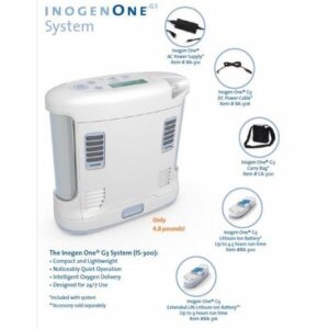 Inogen Portable Concentrator Rental PM