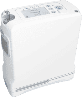 Inogen One G4 Portable Oxygen Concentrator 1-3LPM