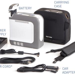 DeVilbiss iGo2 Portable Oxygen Concentrator
